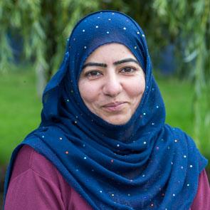Mrs Hanif